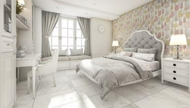 - Molivos otel odası