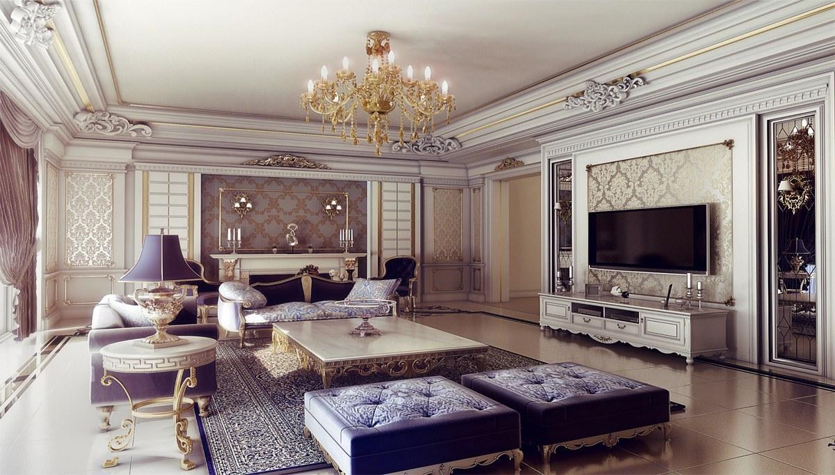 Montes Salon Dekorasyonu