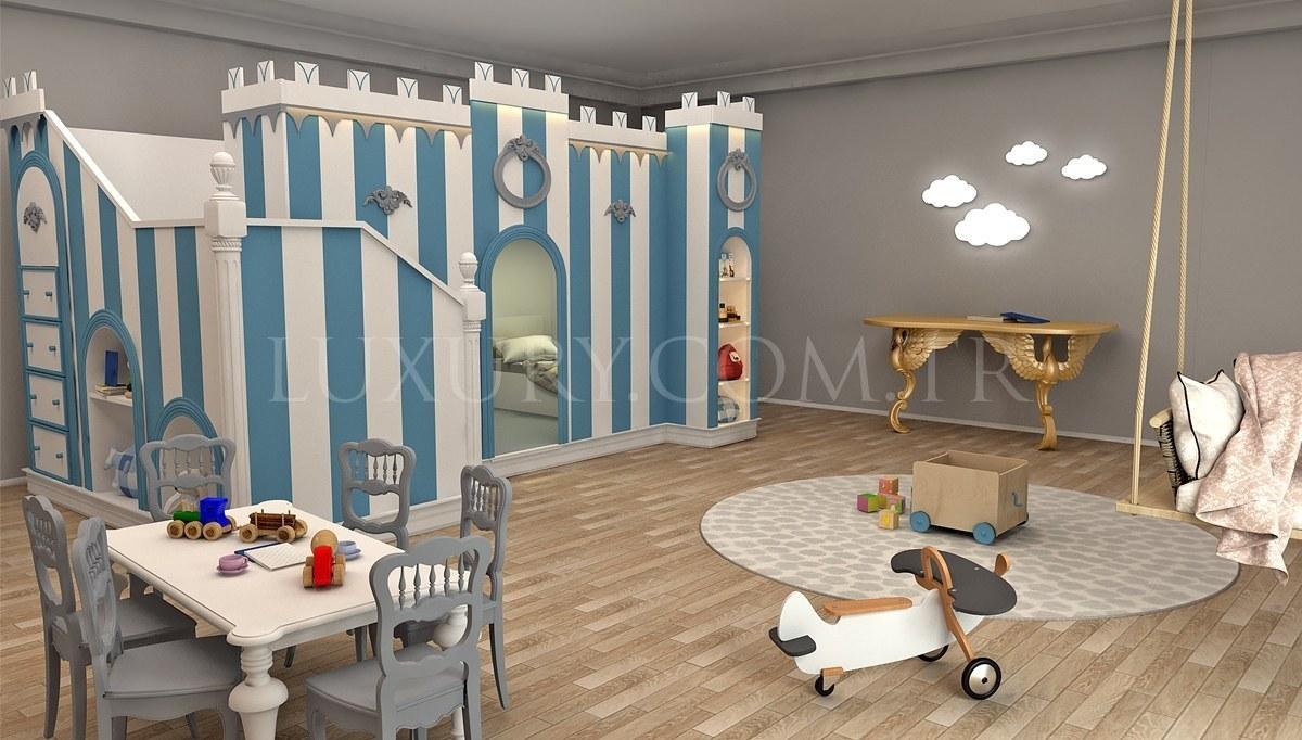 Nantes Çocuk Odası