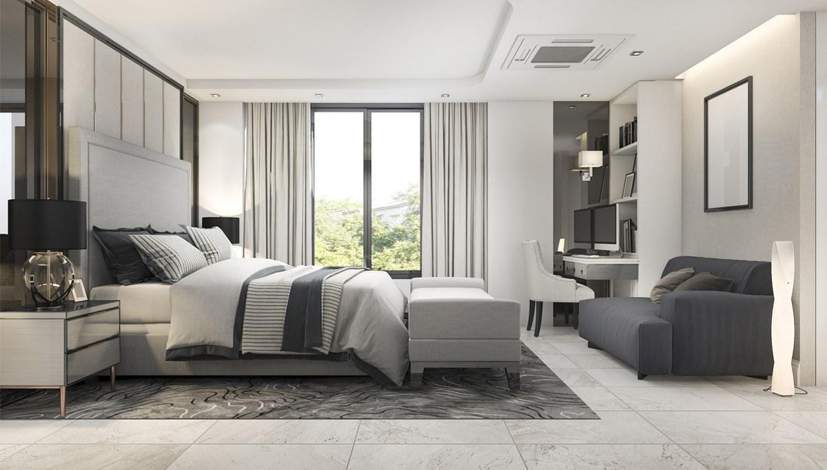 Nefin otel odası