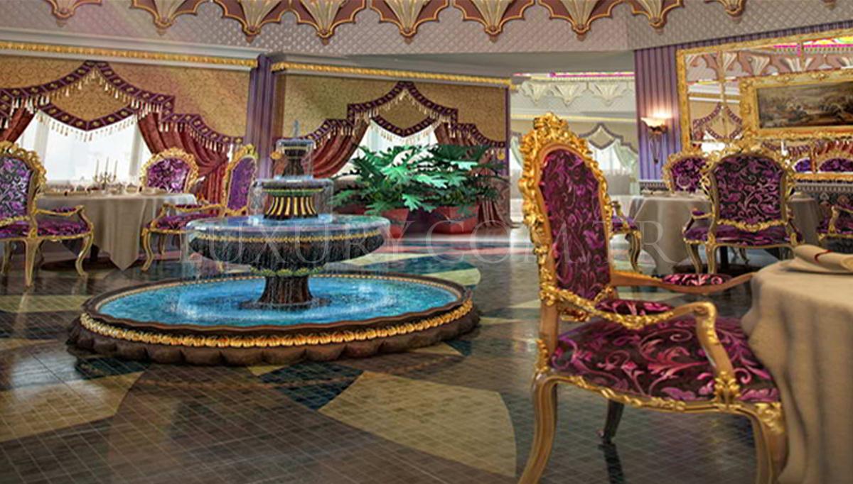 Nevesse Düğün Salonu Dekorasyonu
