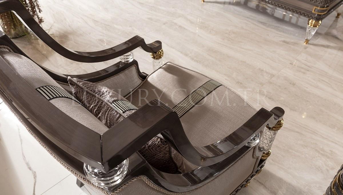 Nötron Luxury Koltuk Takımı