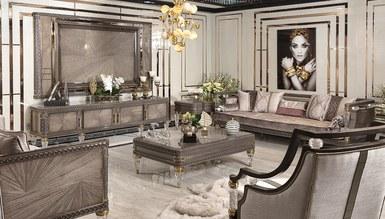 Nötron Luxury TV Ünitesi - Thumbnail