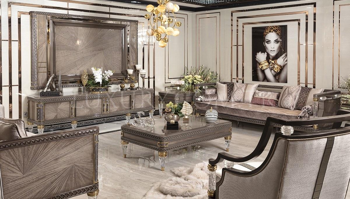 Nötron Luxury Yemek Odası