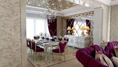 Oficina Salon Dekorasyonu - Thumbnail