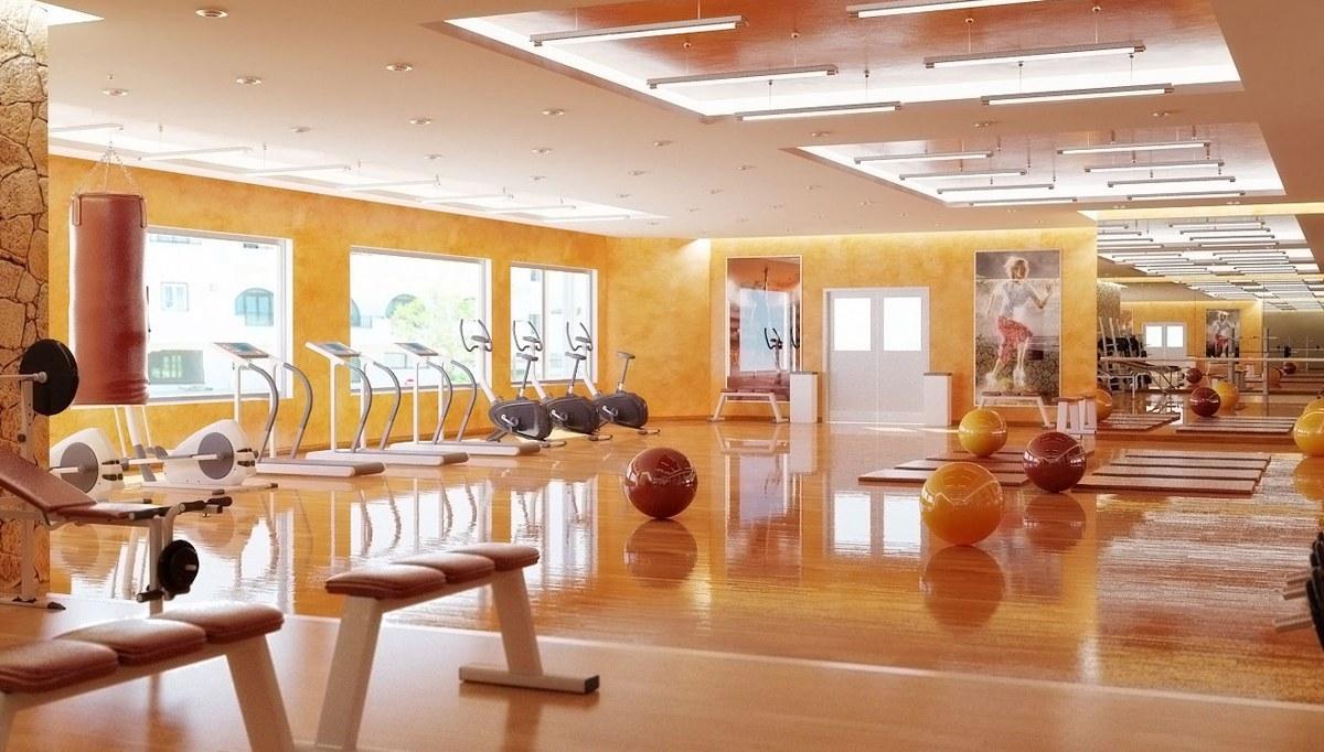 Oksamen Spor Salonu Projeleri
