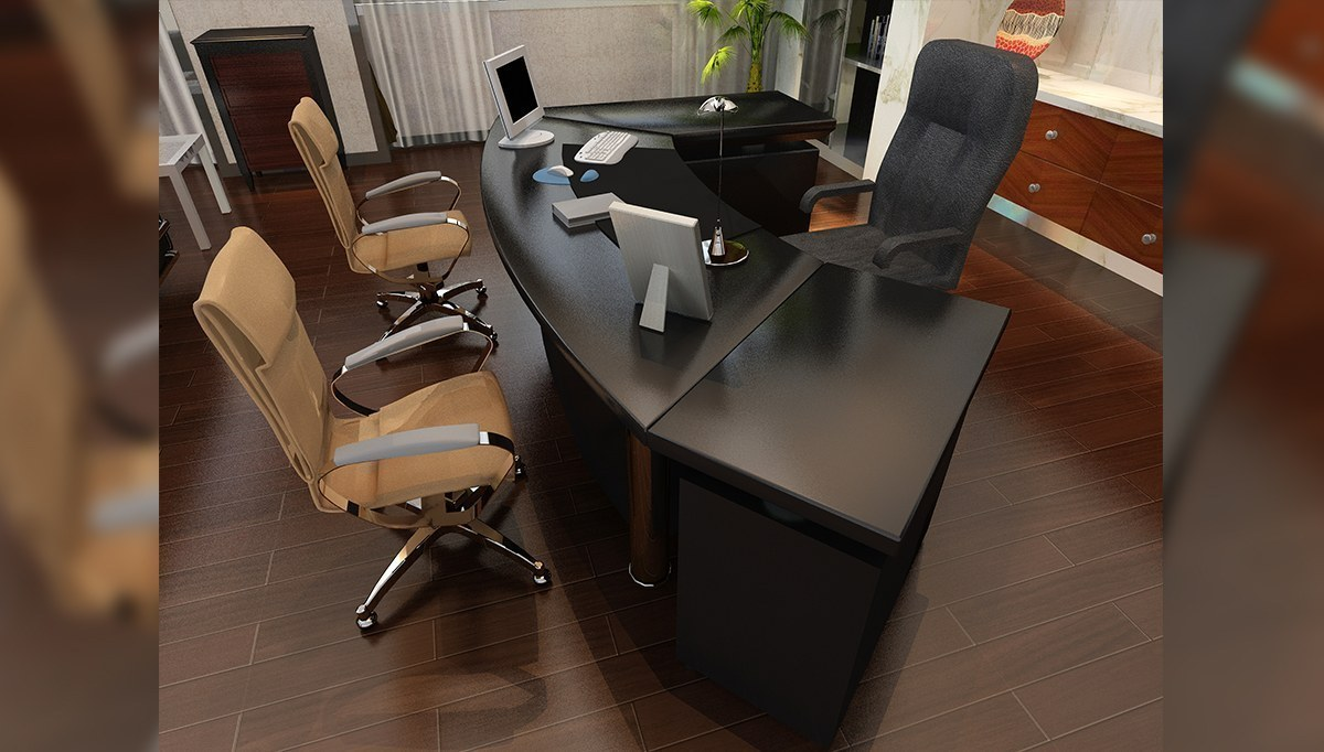 Oleo CEO Desk Office