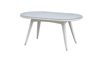 Orlin Outdoor Table - Thumbnail