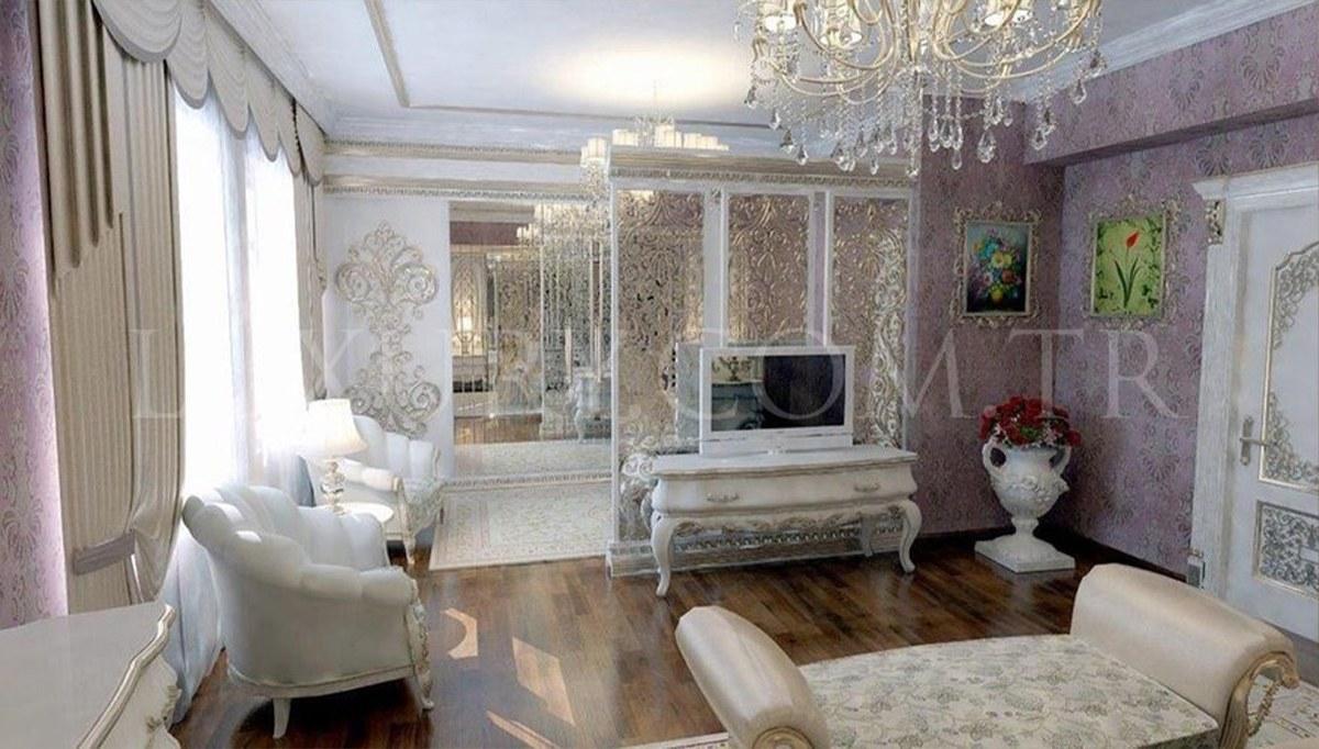 Orsenta Salon Dekorasyonu