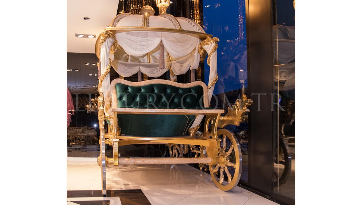 Osmanlı Klasik Fayton