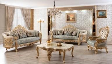 Lüks Osmanlı Klasik Koltuk Takımı - Thumbnail