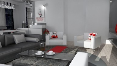 Pabla Salon Dekorasyonu - Thumbnail