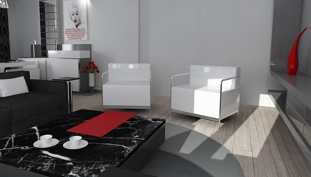Pabla Salon Dekorasyonu