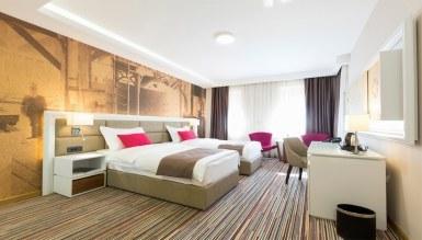 - Pamir otel odası