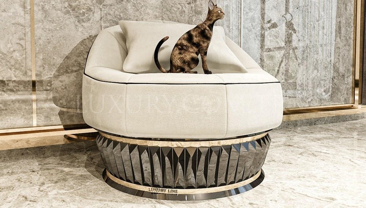 Pamuk Luxury Kedi Koltugu