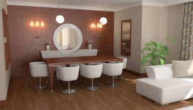 Parez Salon Dekorasyonu - Thumbnail