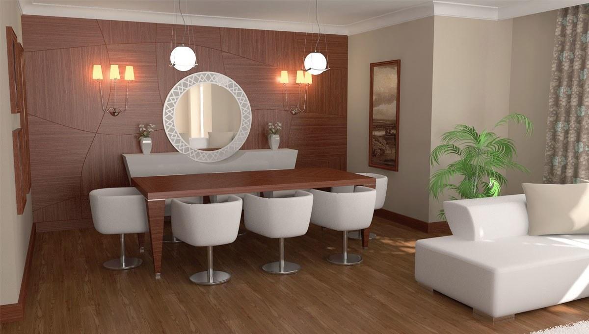 Parez Salon Dekorasyonu