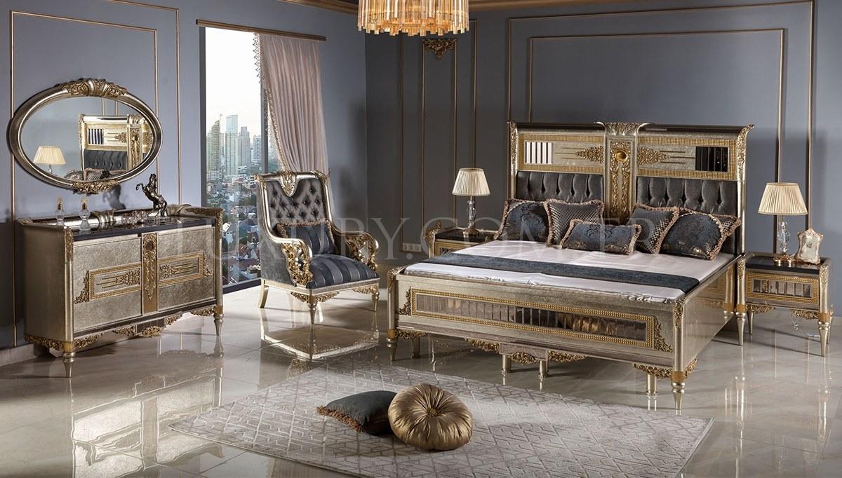 Paris Lüks Yatak Odası