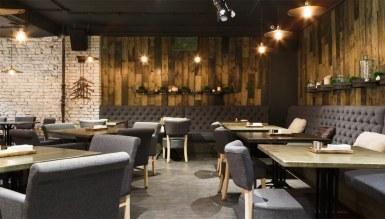 Patra Cafe Restoran Mobilyası - Thumbnail