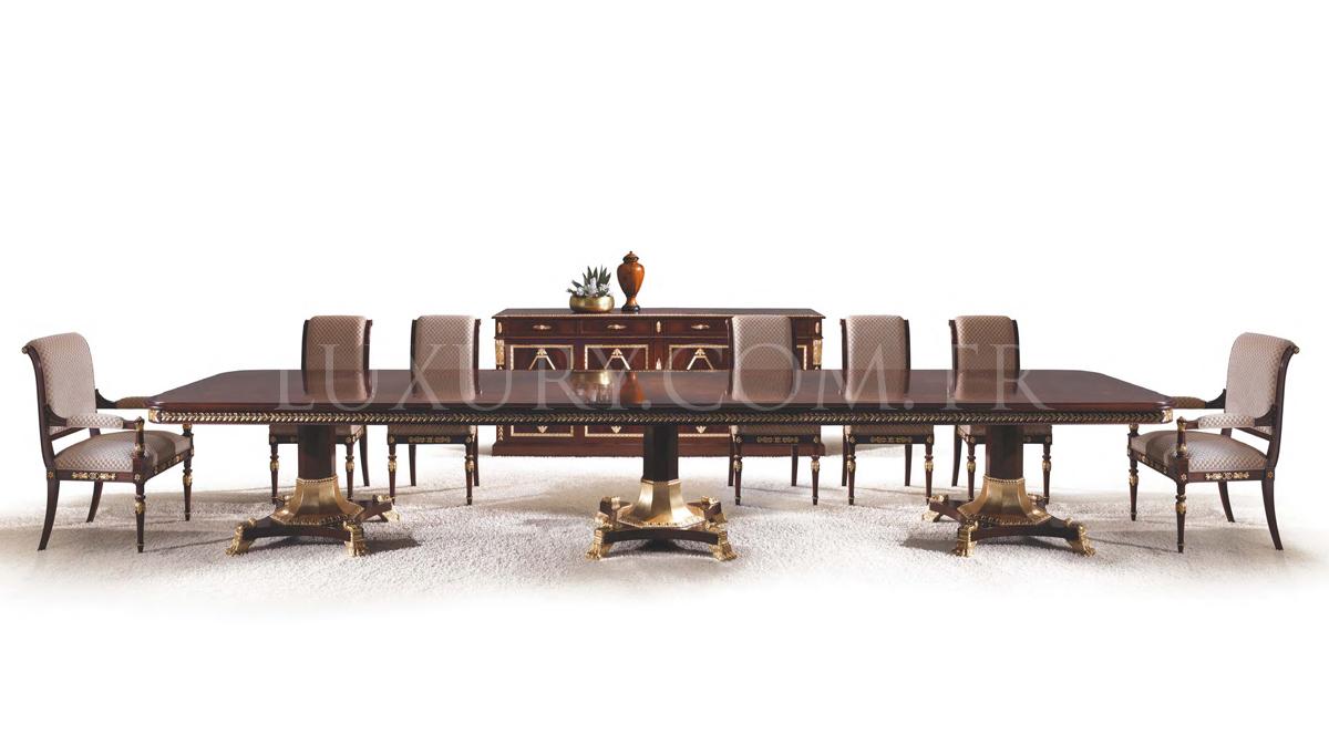 Pepers Toplantı Masası