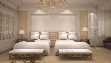 - Pera otel odası
