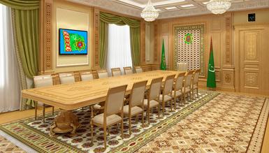 Persono Toplantı Masası - Thumbnail