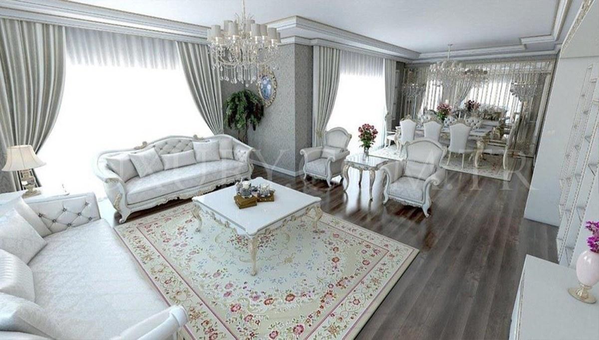 Petran Salon Dekorasyonu