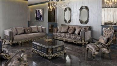 Piraye Classic Living Room