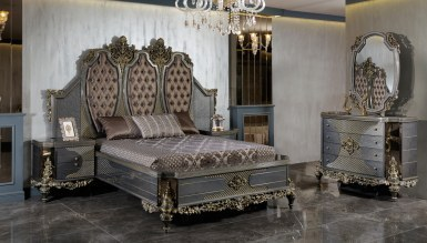 - Piraye Klasik Yatak Odası