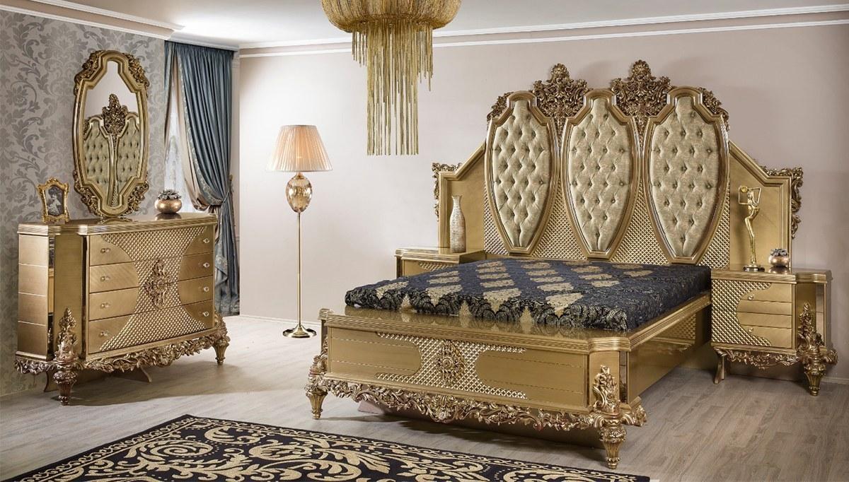 Piraye Lüks Yatak Odası
