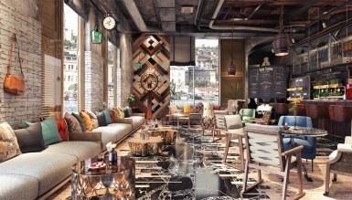 Private Cafe Mobilyası - Thumbnail