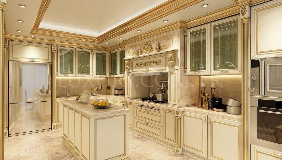 Promle Mutfak Dekorasyonu
