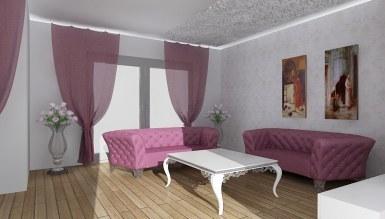 - Rafes Salon Dekorasyonu