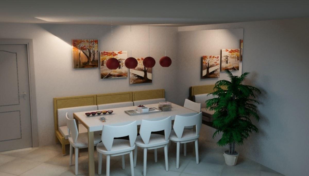 Rakat Mutfak Dekorasyonu