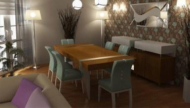 Ramle Salon Dekorasyonu - Thumbnail