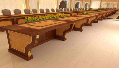 Ranses Toplantı Masası - Thumbnail