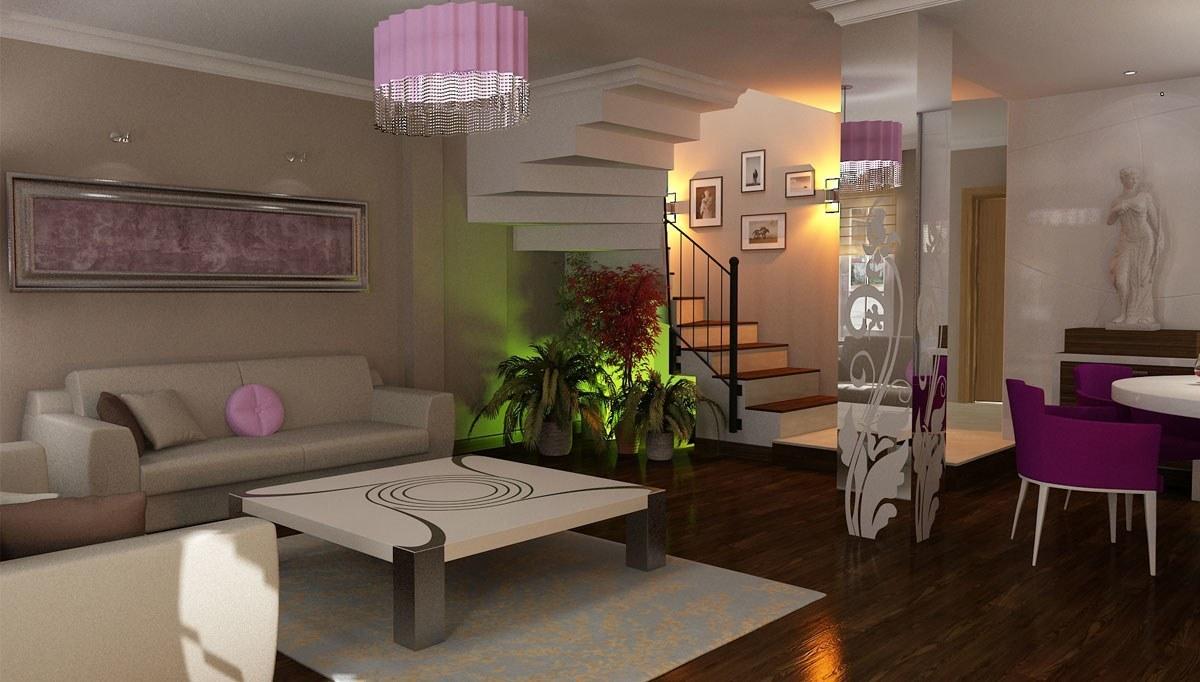 Remahe Salon Dekorasyonu