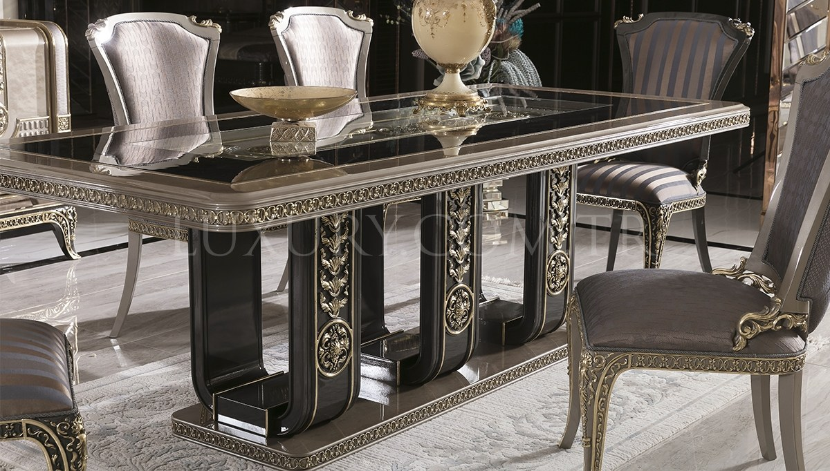 Rivena Luxury Yemek Odası