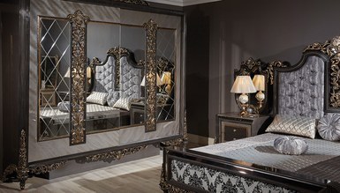 Roman Lüks Yatak Odası - Thumbnail