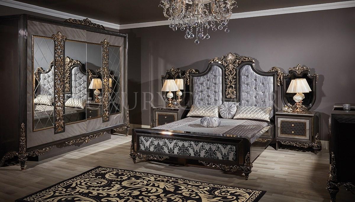 Roman Lüks Yatak Odası