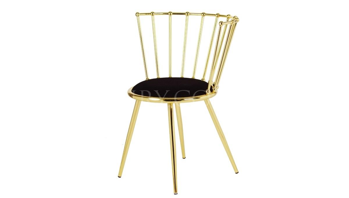 Ropela Metal Sandalye