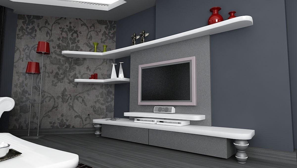Rosa Salon Dekorasyonu