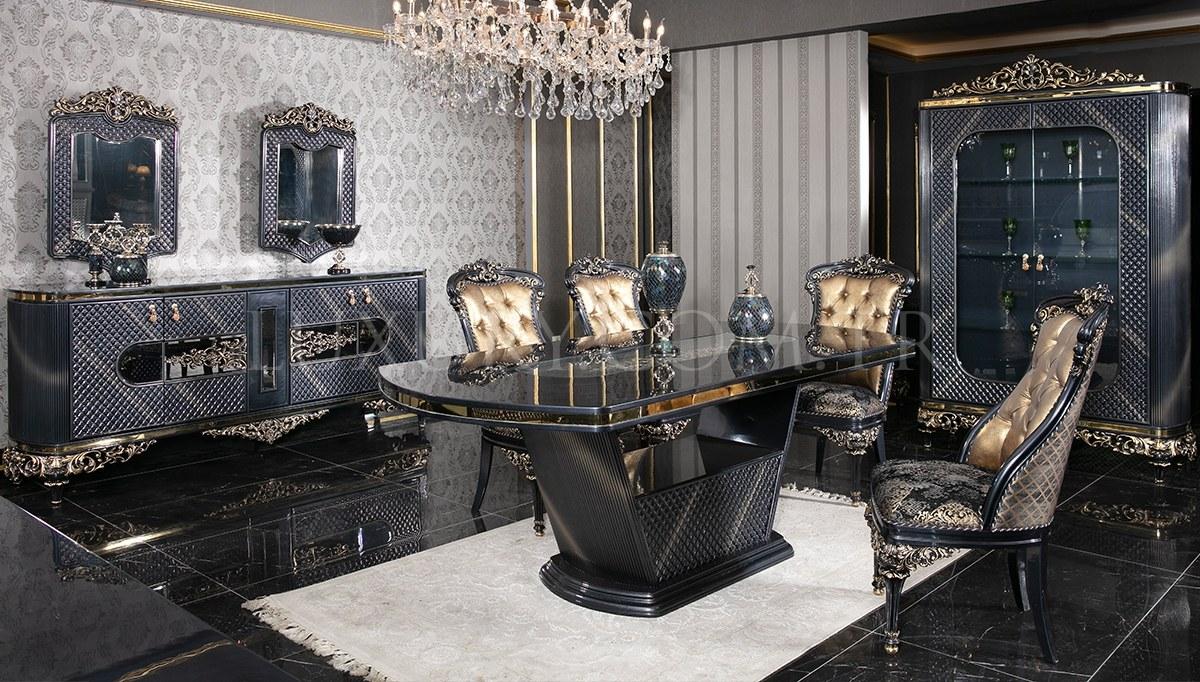 Royal Lüks Yemek Odası