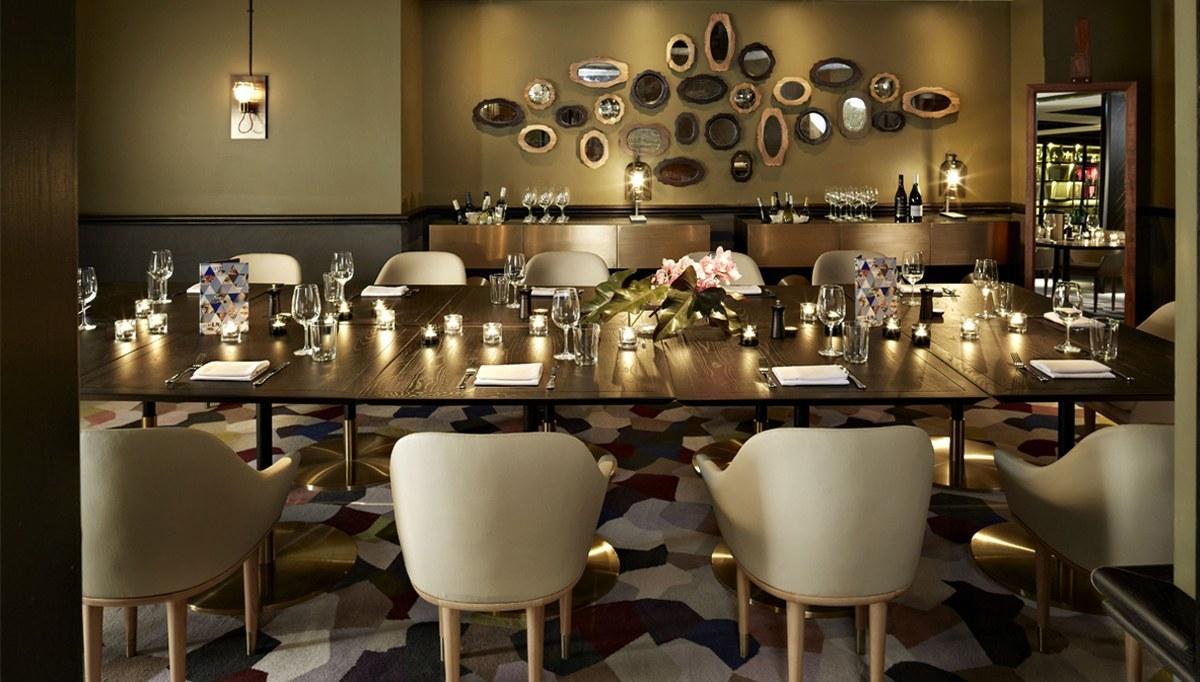 Rozina Cafe ve Restoran Mobilyası