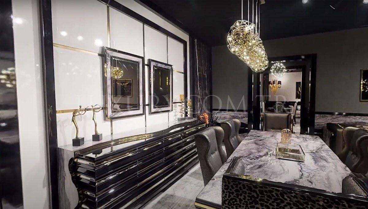 Sacramento Luxury Yemek Odası