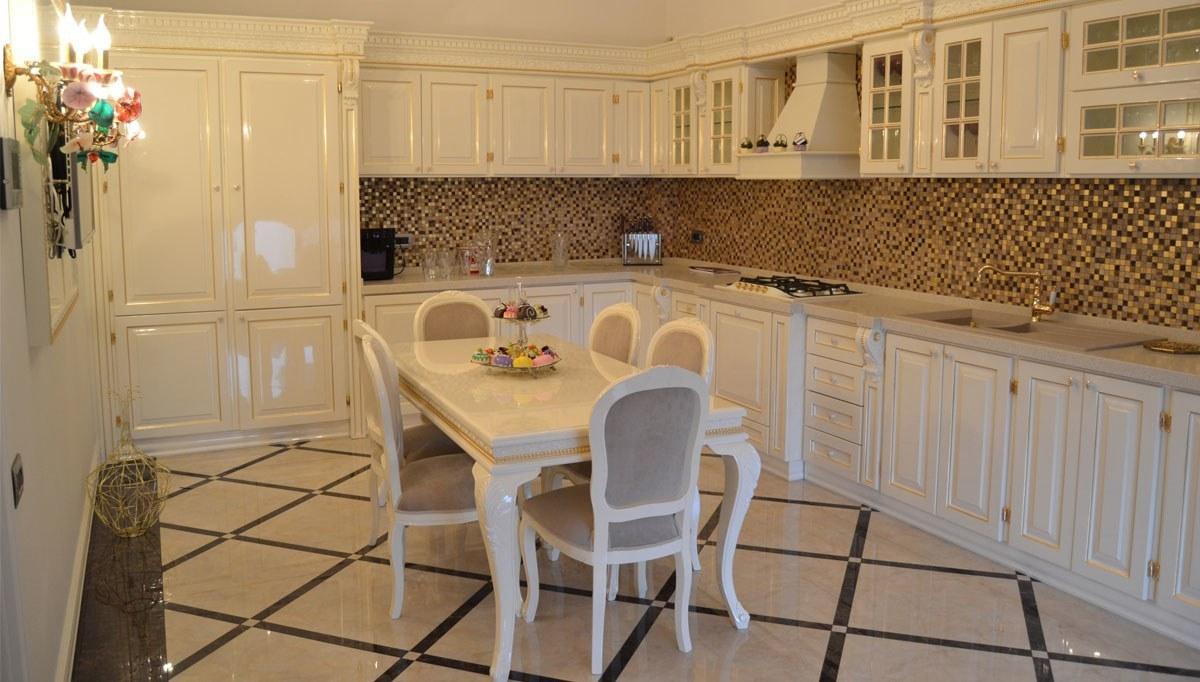 Safdar Mutfak Dekorasyonu