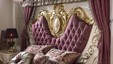 Safir Krem Yatak Odası - Thumbnail