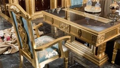 Lüks Şah Klasik Yemek Odası - Thumbnail