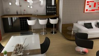 Saher Salon Dekorasyonu - Thumbnail