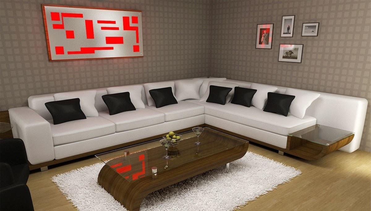 Saher Salon Dekorasyonu
